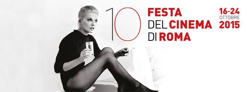 Festa del cinema di Roma   16-24 ottobre 2015   Roma