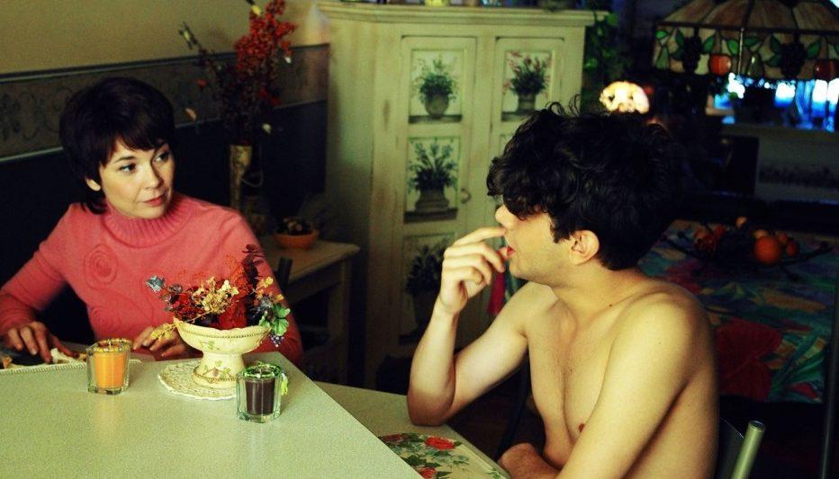 Scena tratta dal film di Xavier Dolan Ho ucciso mia madre