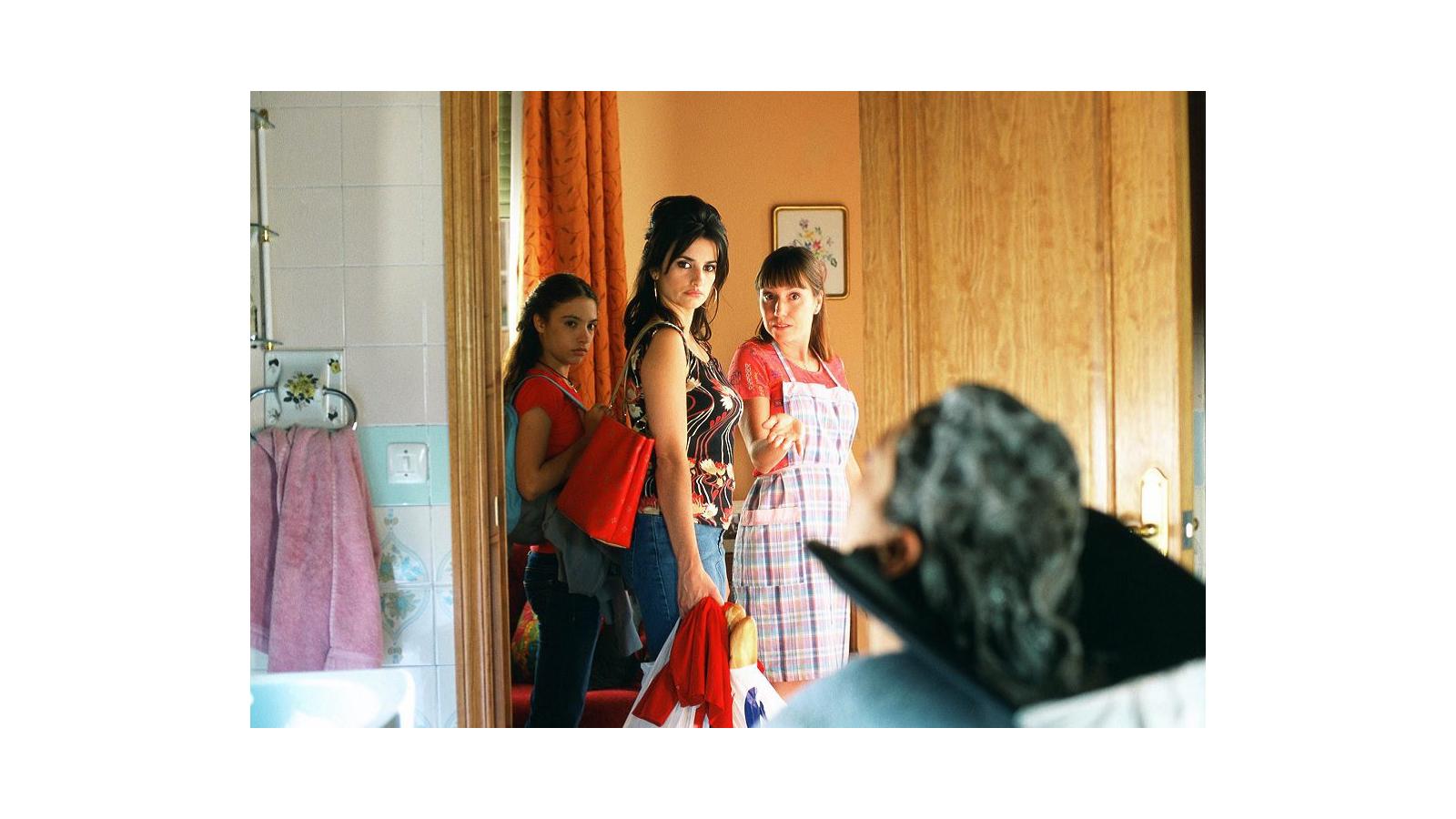Scena tratta dal film Volver di Pedro Almodovar