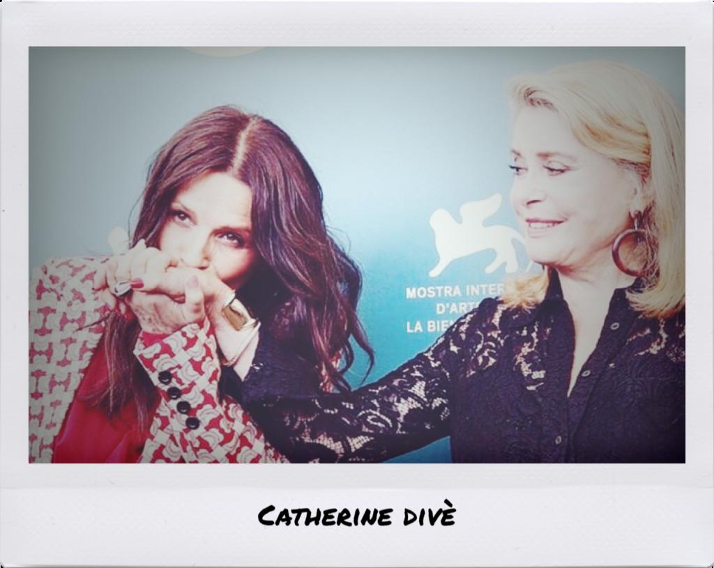 Catherine Deneuve e Juliette Binoche