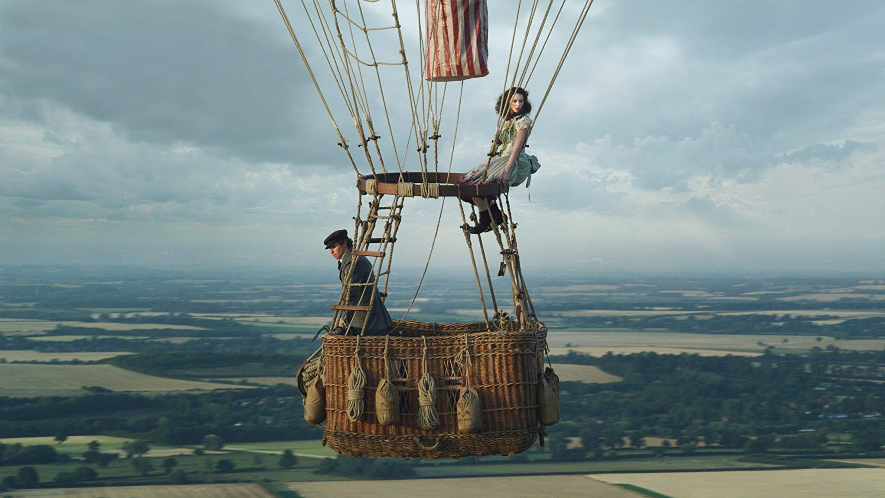 The Aeronauts di Tom Harper